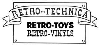 RETRO -TECHNICA -TOYS -VINYLS, -PHOTO